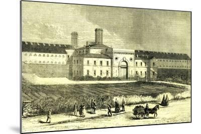Dublin Ireland 1866 Mountjoy Prison--Mounted Giclee Print