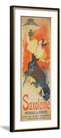 Saxoleine Safety Lamp Oil', 1890S--Framed Giclee Print