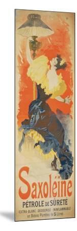 Saxoleine Safety Lamp Oil', 1890S--Mounted Giclee Print