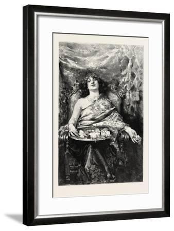 Flowers, 1882--Framed Giclee Print