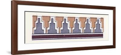 Assyrian and Persian Ornament--Framed Giclee Print