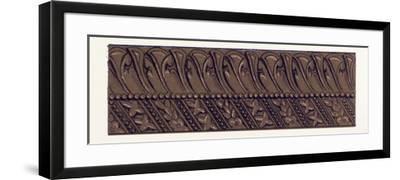 Hindu Ornament--Framed Giclee Print