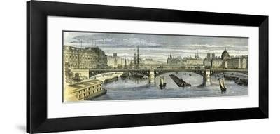 Paris 1864 France--Framed Giclee Print