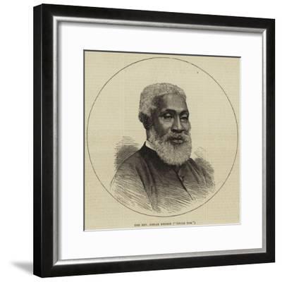 The Reverend Josiah Henson (Uncle Tom)--Framed Giclee Print