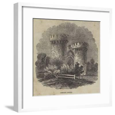 Cowling Castle--Framed Giclee Print