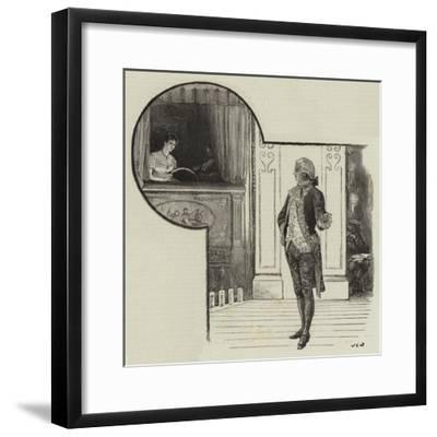Curly, an Actor's Story--Framed Giclee Print