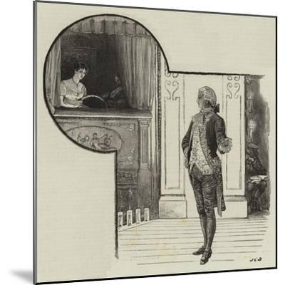 Curly, an Actor's Story--Mounted Giclee Print