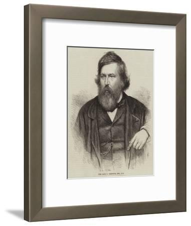 The Late T Creswick--Framed Giclee Print