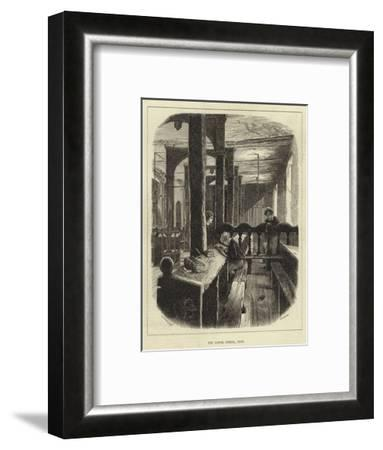 The Lower School, Eton--Framed Giclee Print