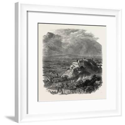 Salzburg, Austria, 19th Century--Framed Giclee Print