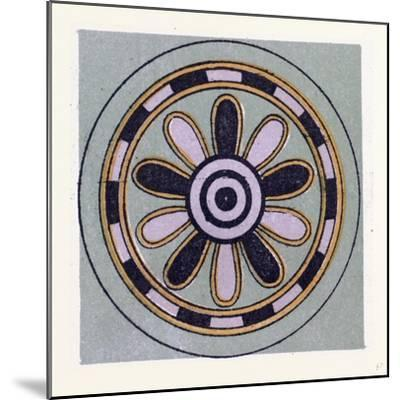 Assyrian and Persian Ornament--Mounted Giclee Print