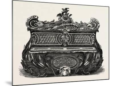 Pianoforte--Mounted Giclee Print