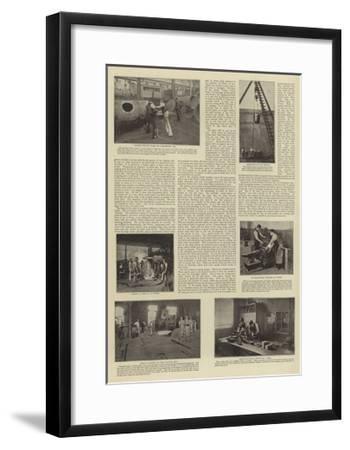 The International Railway Congress--Framed Giclee Print