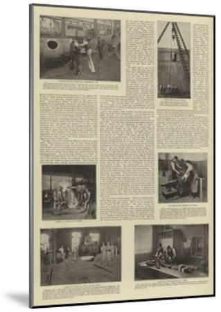 The International Railway Congress--Mounted Giclee Print
