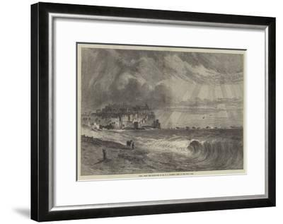 Joppa, from the Exhibition of Mr H a Harper's Views of the Holy Land--Framed Giclee Print
