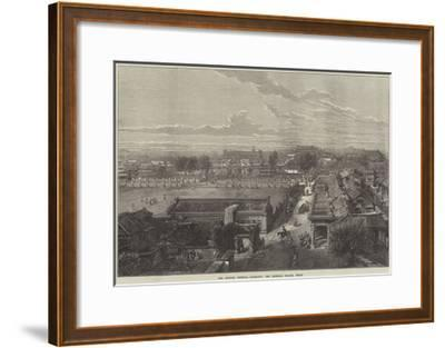 The Chinese Imperial Marriage, the Imperial Palace, Pekin--Framed Giclee Print