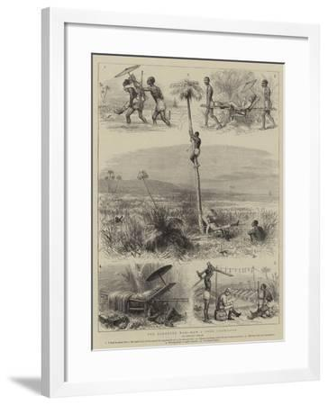 The Ashantee War, How I Took Coomassie--Framed Giclee Print