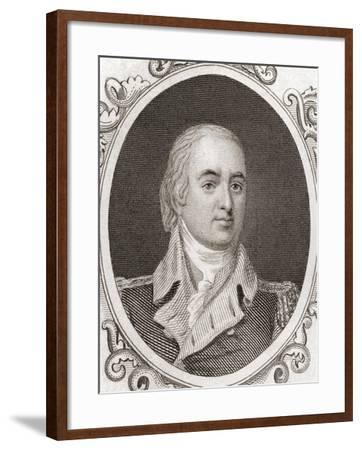 William Alexander, Aka Lord Stirling--Framed Giclee Print