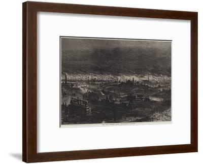 The Black Country Round Wolverhampton--Framed Giclee Print