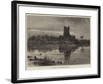 Ross Castle, from Picturesque Europe--Framed Giclee Print