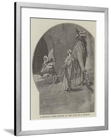The Spanish Campaign in Morocco--Framed Giclee Print