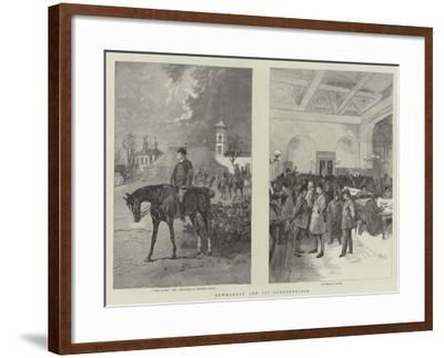 Newmarket and its Surroundings--Framed Giclee Print