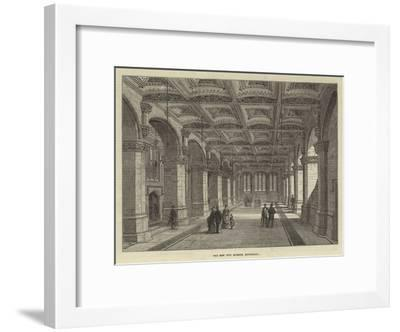 The New City Museum, Guildhall--Framed Giclee Print