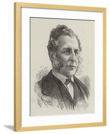 Sir Michael Roberts Westropp--Framed Giclee Print