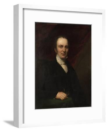 Portrait of Robert Laidlaw--Framed Giclee Print