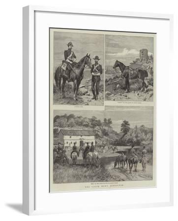 The Calpe Hunt, Gibraltar--Framed Giclee Print