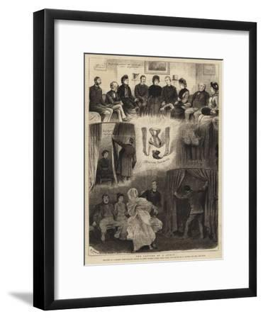 The Capture of a Spirit--Framed Giclee Print