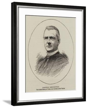 Cardinal Ledochowski--Framed Giclee Print