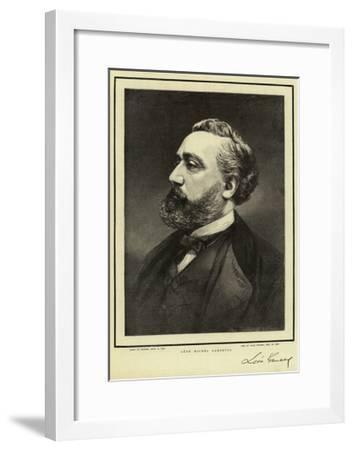Leon Michel Gambetta--Framed Giclee Print