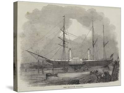 The Bentinck Steamer--Stretched Canvas Print