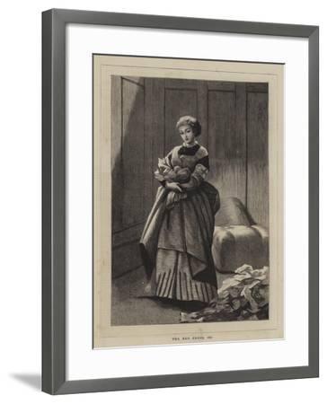 The Red Cross, 1870--Framed Giclee Print