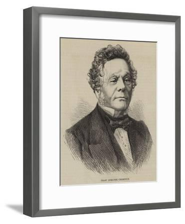 Isaac Adolphe Cremieux--Framed Giclee Print