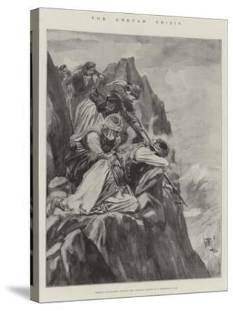 The Cretan Crisis--Stretched Canvas Print