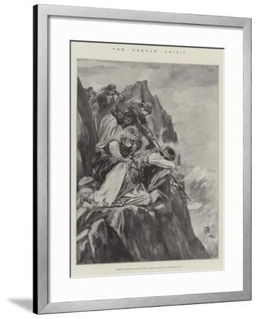 The Cretan Crisis--Framed Giclee Print