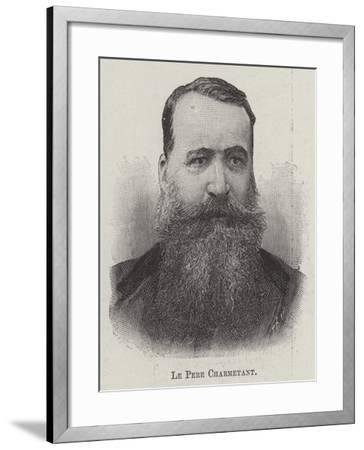 Le Pere Charmetant--Framed Giclee Print