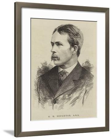 G H Boughton, Ara--Framed Giclee Print