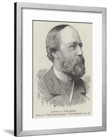 Baron G Von Moser--Framed Giclee Print