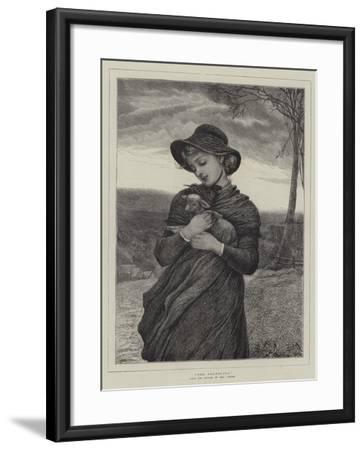 The Foundling--Framed Giclee Print