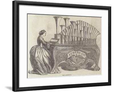 The Aerephon--Framed Giclee Print