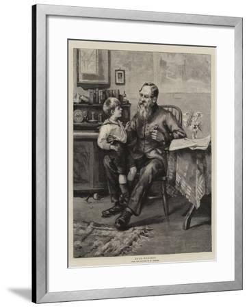 Hero-Worship--Framed Giclee Print