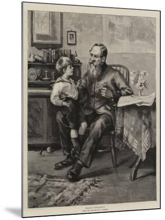 Hero-Worship--Mounted Giclee Print