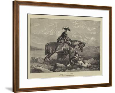 The Favourites--Framed Giclee Print