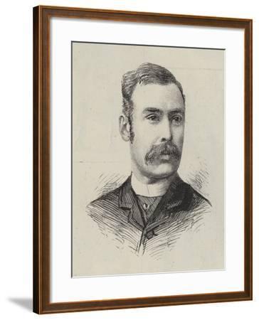 John Sinclair--Framed Giclee Print