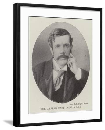 Mr Alfred East--Framed Giclee Print