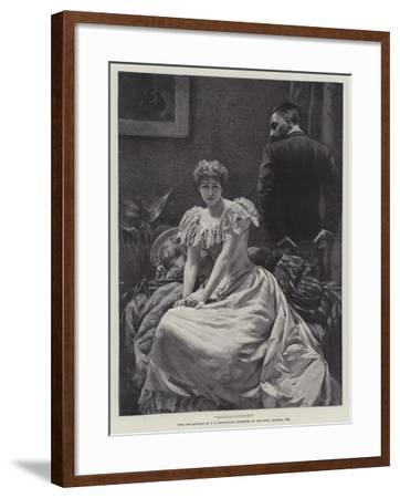 Disillusioned--Framed Giclee Print
