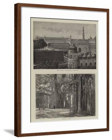 Views in India--Framed Giclee Print